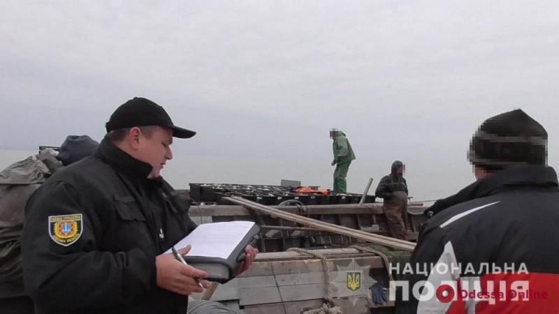 Наловили рыбы на 660 тысяч: в Одесской области накажут браконьеров