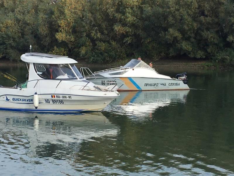 Пограничники на реке Дунай задержали румына, который нарушил государственную границу