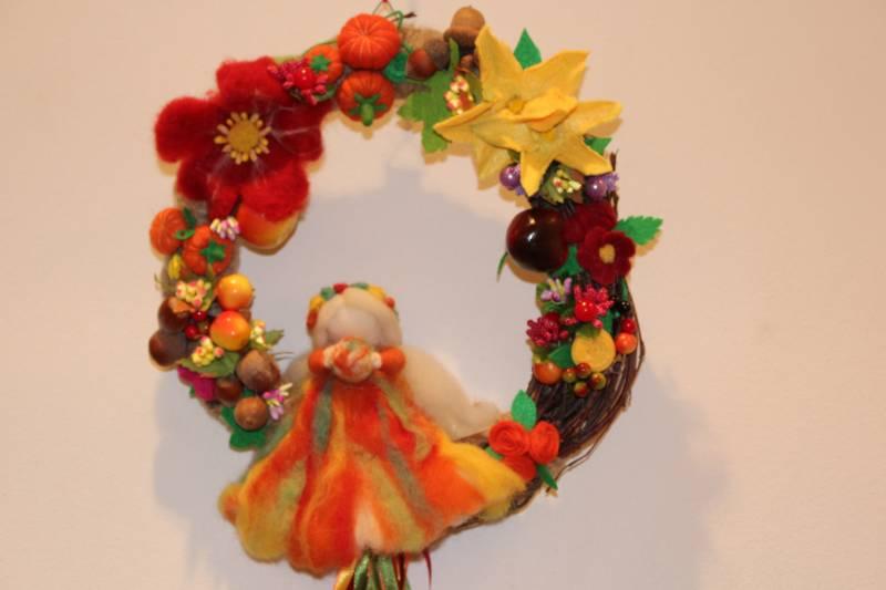 В Измаиле открылась новая выставка искусницы Елены Гусевой (ФОТО)