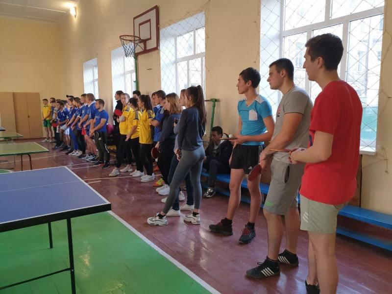 В Измаиле определились победители Чемпионата города по настольному теннису (ФОТО)