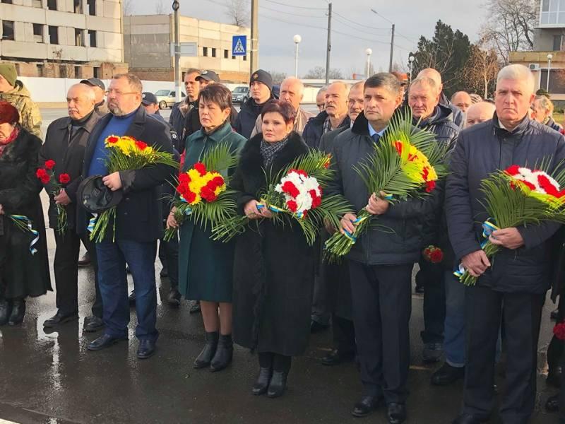 В Измаиле почтили память ликвидаторов на ЧАЭС (ФОТО)