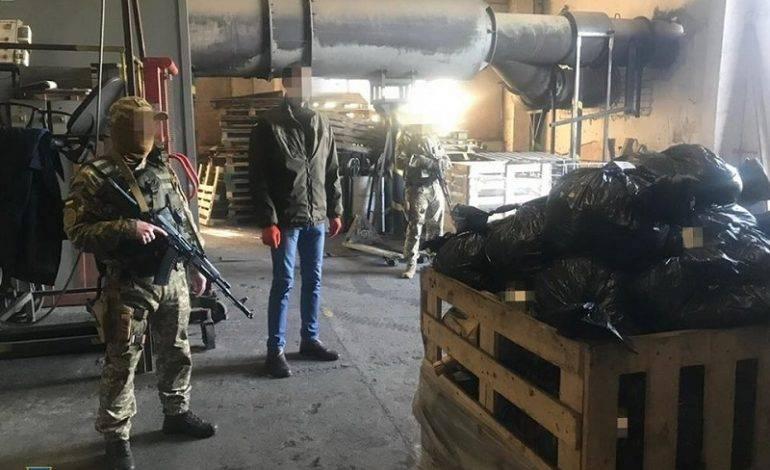 В Одессе утилизировали четыре тонны наркотиков на 100 миллионов долларов