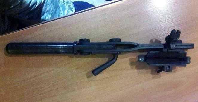 В Одесской области остановили иностранца, который пытался вывезти из Украины военные товары