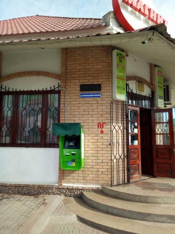 В Измаиле неизвестные намеренно уничтожают платежные терминалы одной кампании (ФОТО)