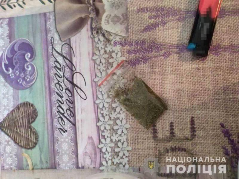 В Измаиле полиция задержала двух торговцев наркотиками