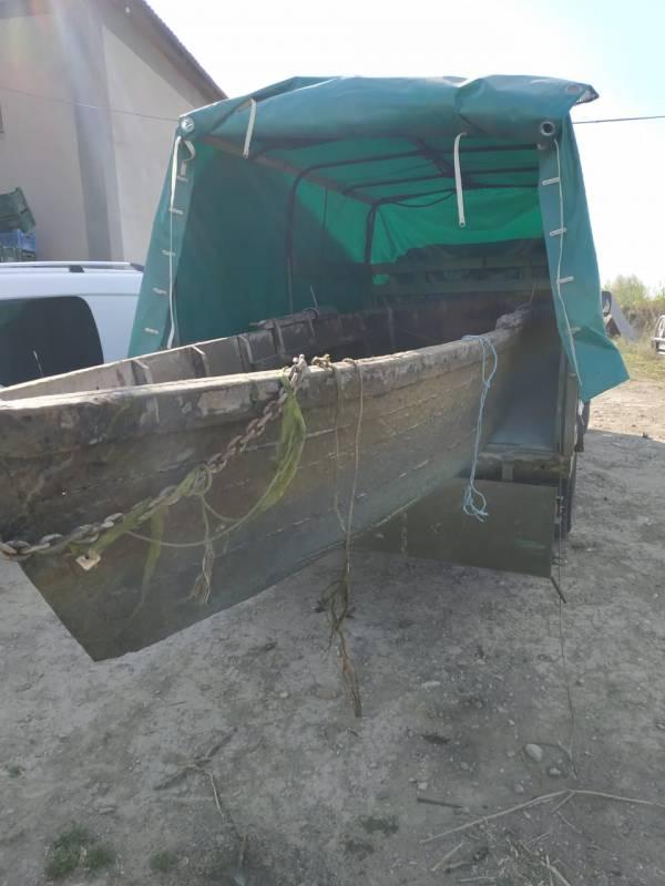 Пограничники Измаильского отряда обнаружили более 5 км браконьерских сетей (ФОТО)