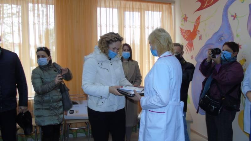 В Измаильском перинатальном центре стартует проект упрощенной регистрации новорожденных - Город 24