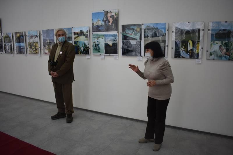 """В Измаильской картинной галерее открылась фотовыставка """"Юпитера"""""""