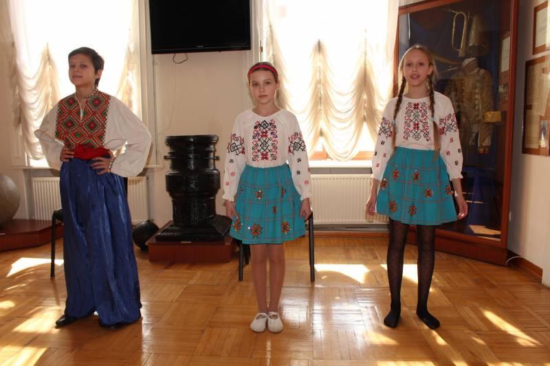 В Измаильском историческом музее Александра Суворова рассказали об украинском казачестве - Город 24 (ФОТО)