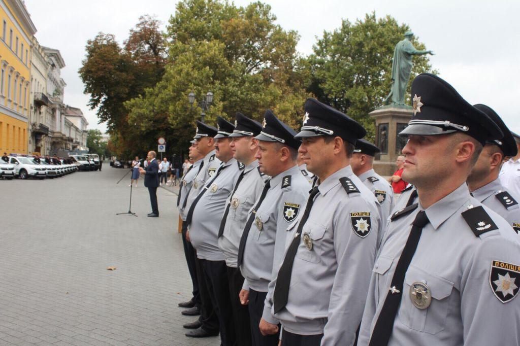 Полиция Измаила будет нести службу на новеньких  Renault Sandero
