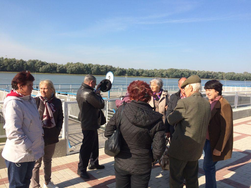Приграничный туристический обмен Измаил-Тулча: первые результаты