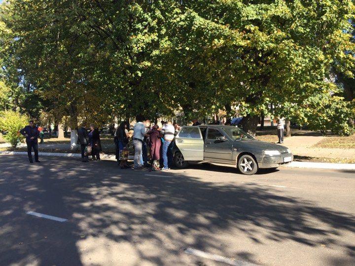 В Измаиле на проспекте Суворова женщина попала под колеса авто (ФОТО)