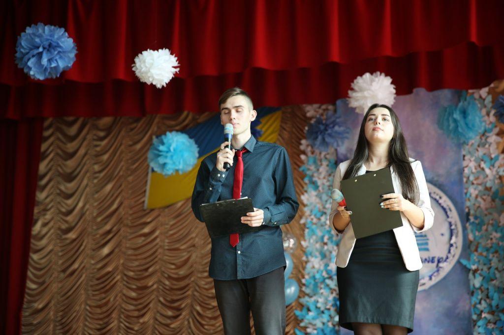 Измаил: на факультете иностранных языков состоялось посвящение в студенты