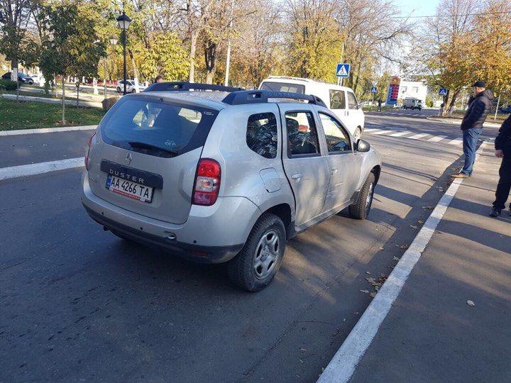 ДТП в Измаиле: на Клушина Renault догнал Citroen  (ФОТО)