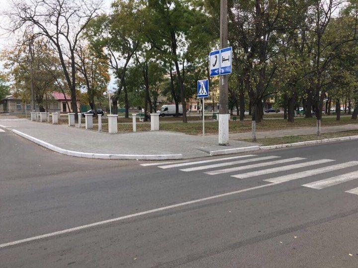 В Измаиле водитель ВАЗа сбил пешехода и скрылся с места ДТП