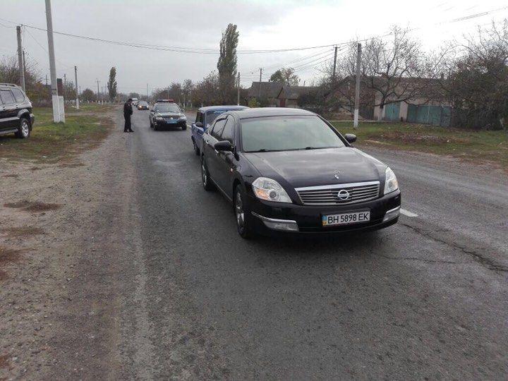 В Броске произошло ДТП (ФОТО)