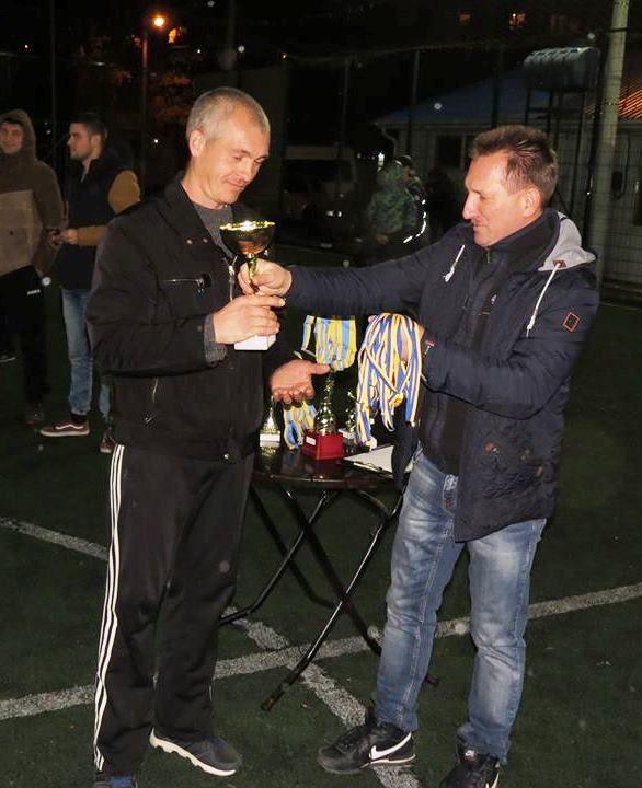 Футбол в Измаиле: финал Кубка Бессарабии-2017