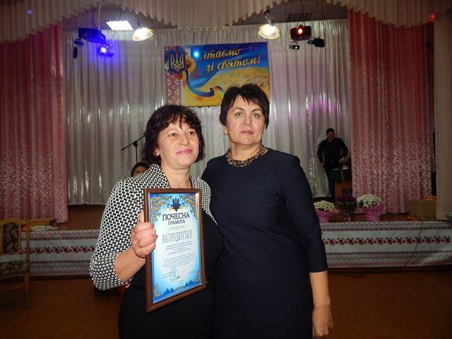 Работники культуры Измаильского района принимали поздравления (ФОТО)