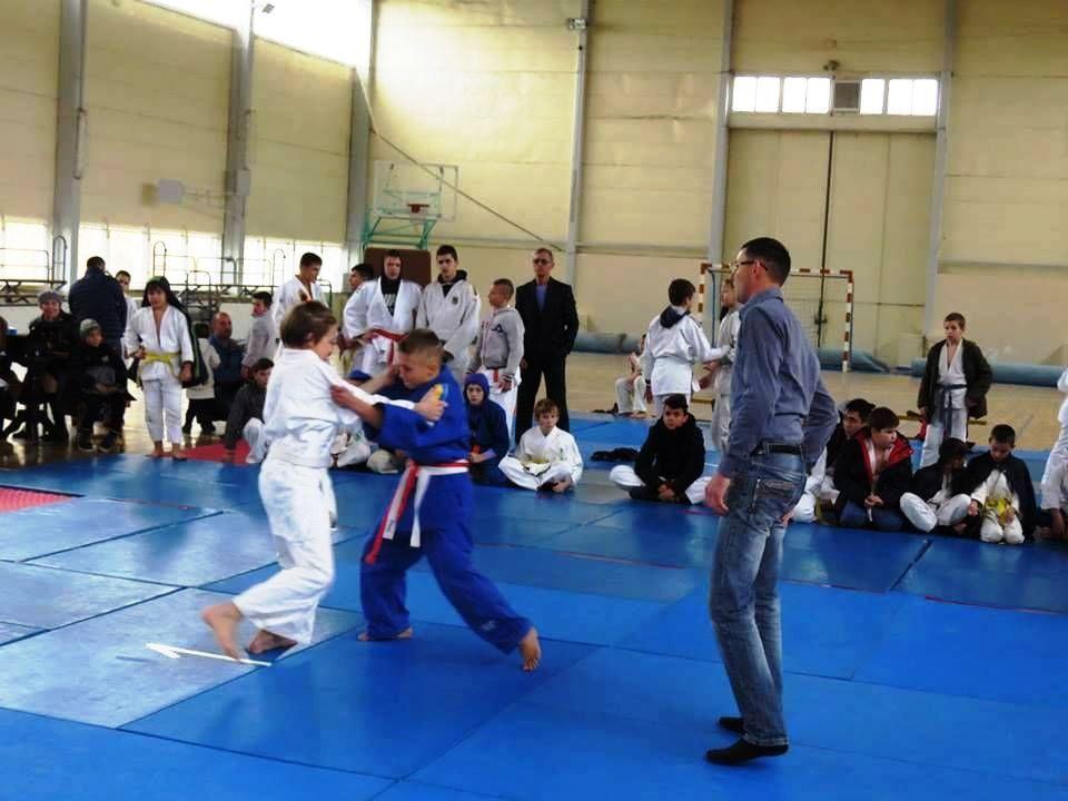 Международный турнир по дзюдо в Измаиле назвал имена победителей