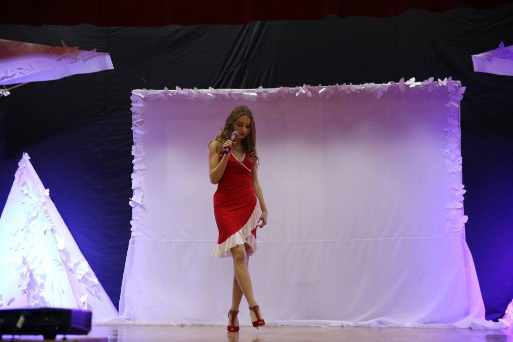 Названа самая красивая девушка Измаильского госуниверситета (ФОТО)