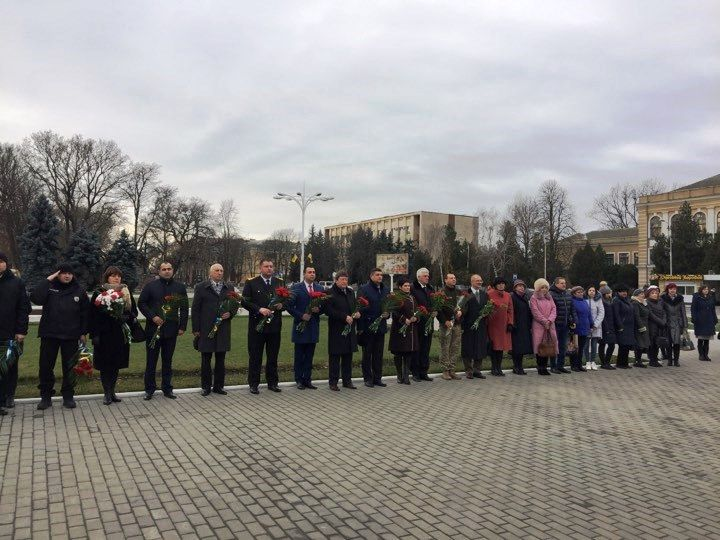 В Измаиле торжественно отметили День Вооруженных Сил Украины (ФОТО, ВИДЕО)