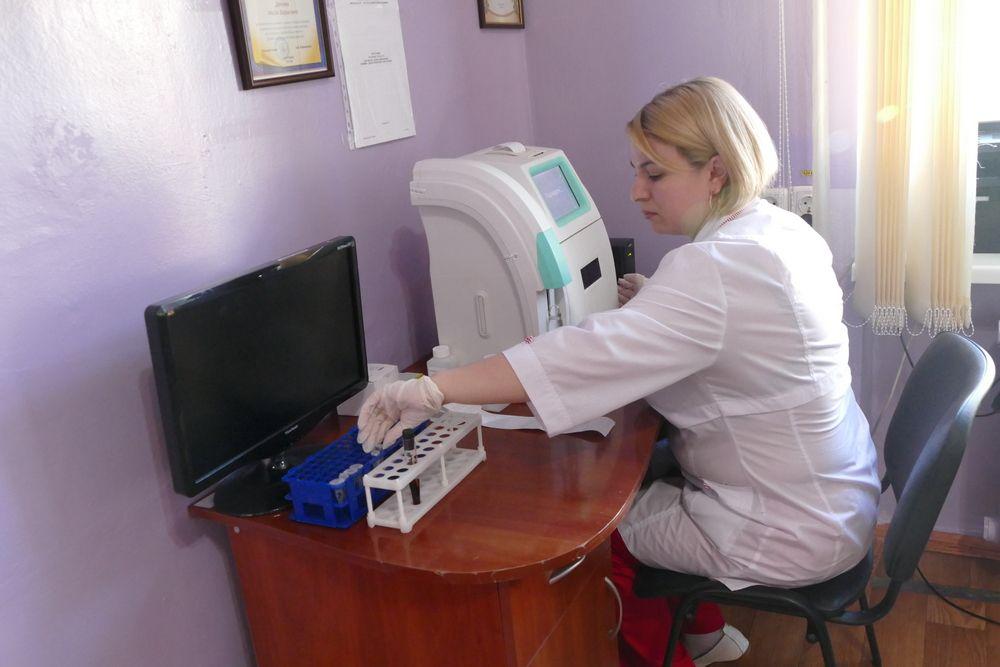 Измаильская централизованная клинико-диагностическая лаборатория – «первый пункт» в реформировании медицины