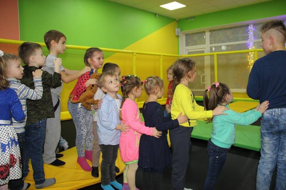 Nemo kids club: территория счастливого детства