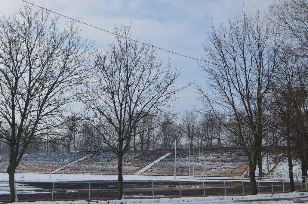 Благоустройство стадиона: предусмотрено обновление легкоатлетических объектов
