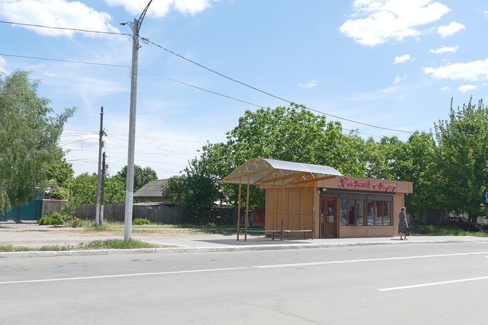 Рынок «Пылинка» на пересечении улиц Репина и Шевченко будет сдан в эксплуатацию к Новому году