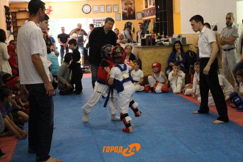 В Измаиле на татами сразились более 100 юных спортсменов (ФОТО)
