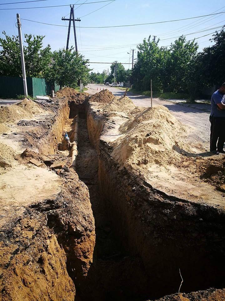 Измаил: этим летом в Крепости построят резервный водовод, ряд водопроводных сетей в городе  капитально отремонтируют (ФОТО)