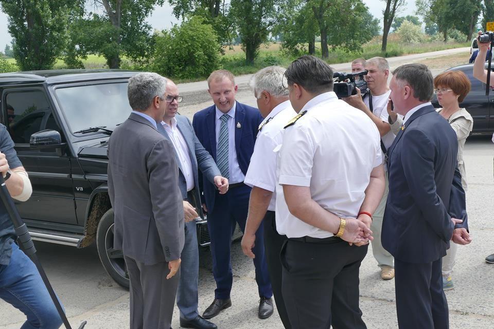 Как будут развиваться украинские порты Нижнего Дуная: АМПУ совместно с Облгосадминистрацией предложили пути решения проблемных вопросов