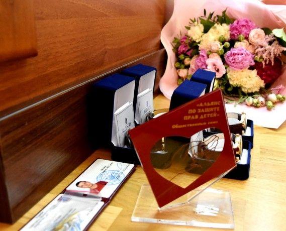 """Мэр Измаила Андрей Абрамченко был отмечен наградой союза """"Альянс по защите прав детей"""" за оказание помощи и выделение жилья детям-сиротам!"""