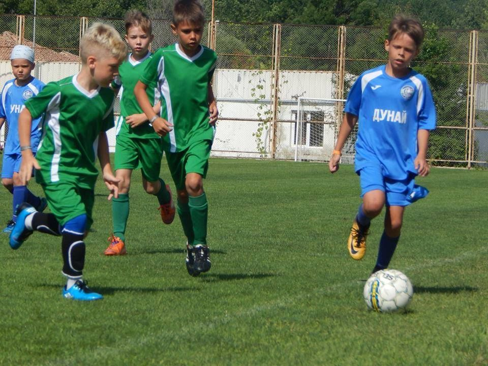 Измаильские футболисты в Болгарии: салют, Албена!