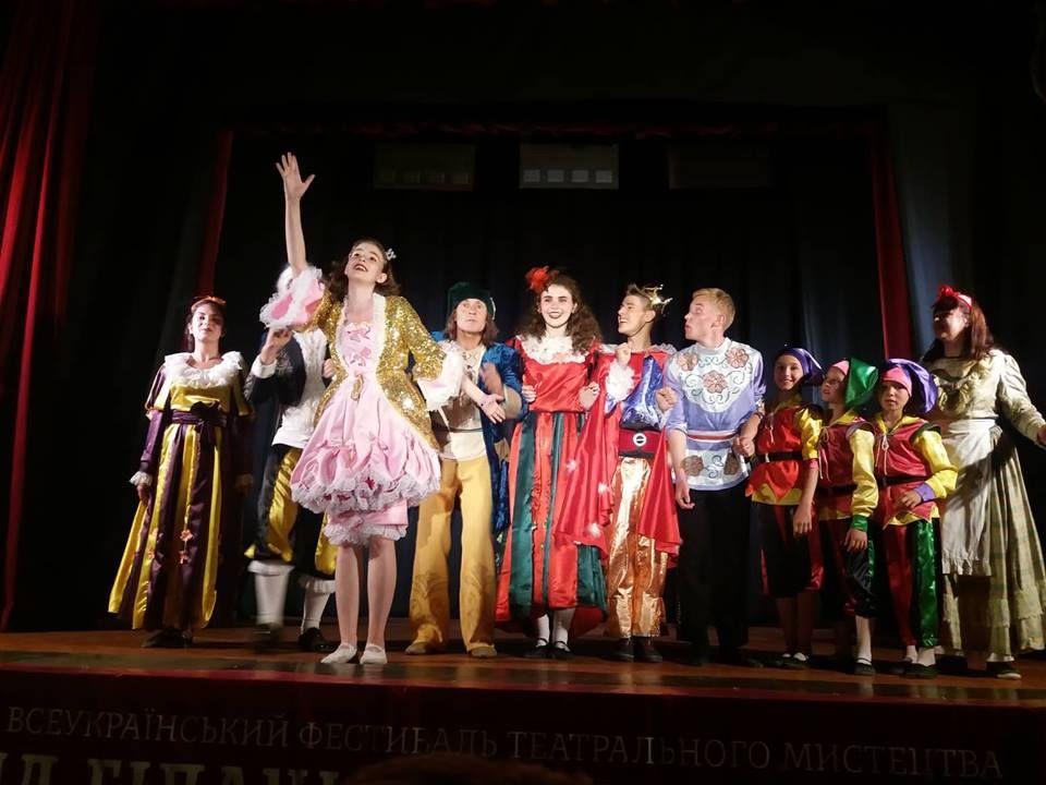Измаильский коллектив окрестили «волшебниками»: наш театр привез второе место с престижного всеукраинского фестиваля-конкурса