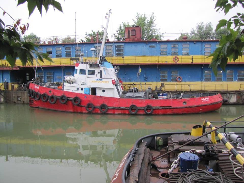 Кабатажного флота прибыло: кто модернизирует буксиры в Измаиле