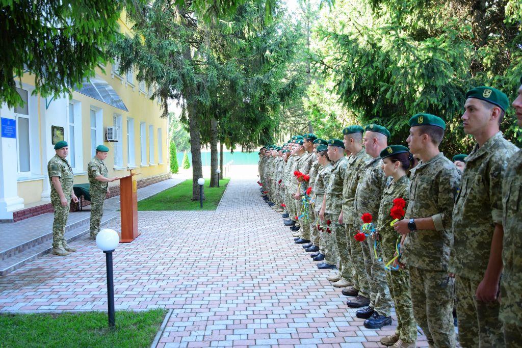 Пограничники Измаильского отряда почтили память побратимов, погибших в АТО (ФОТО)