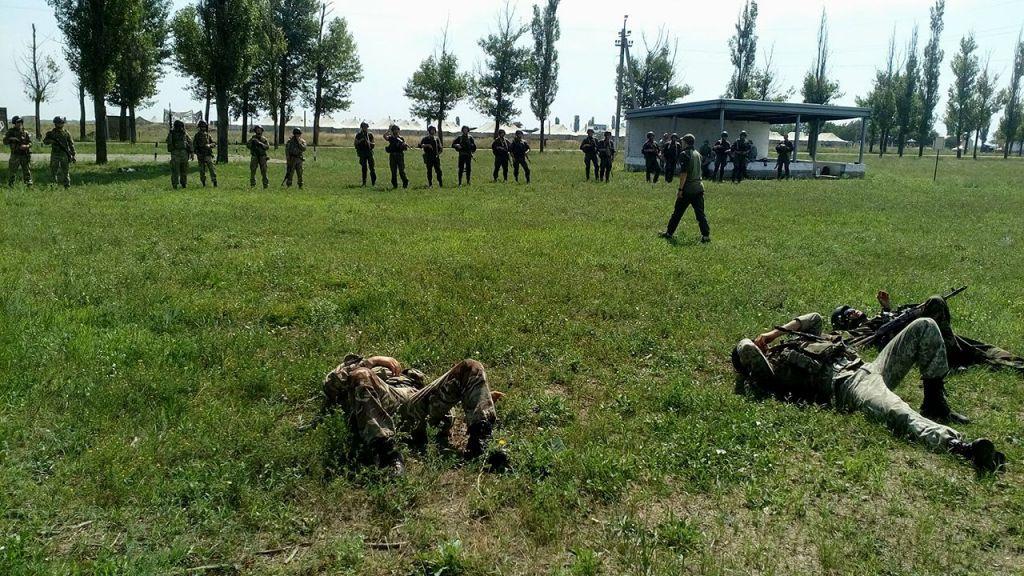 В рамках международных учений «Си Бриз 2018» пограничники Измаильского отряда приняли участие в тренинге по тактической медицине