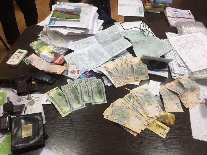 В Одесской области задержали начальника райотдела полиции (ФОТО)