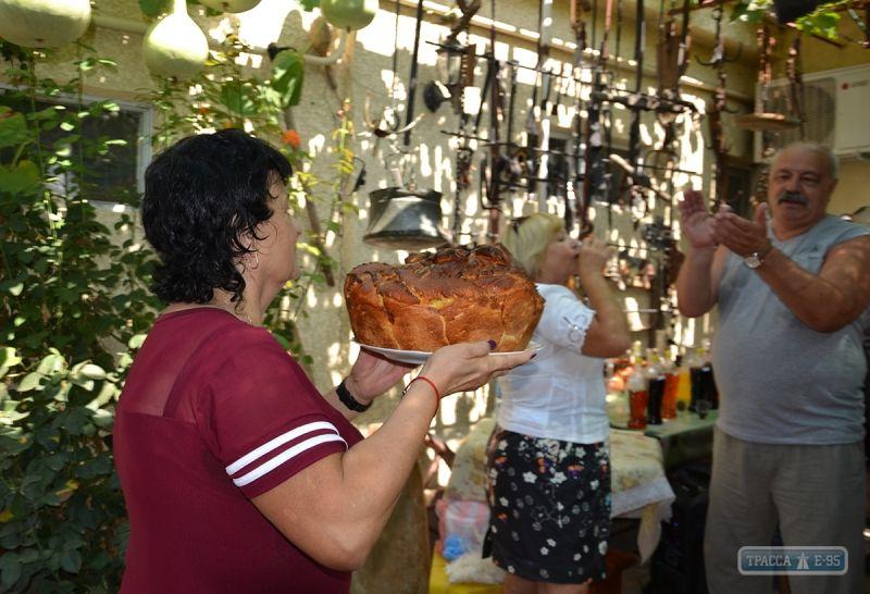 Бессарабские албанцы отметили в Измаиле День вина (ФОТО)