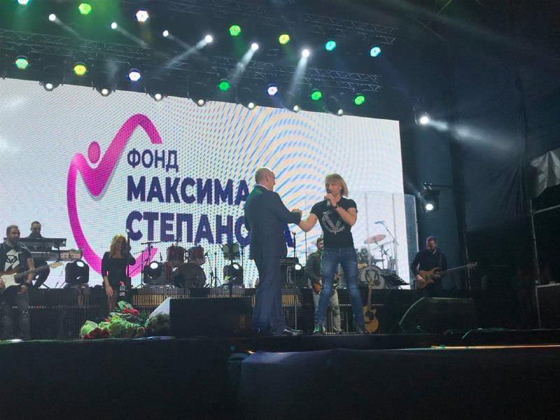 Тридцать тысяч педагогов побывали на концерте ко Дню учителя в Одессе