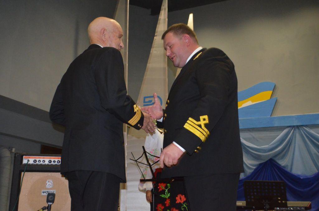 Украинское Дунайское пароходство празднует 74-летие с момента основания (ФОТО)