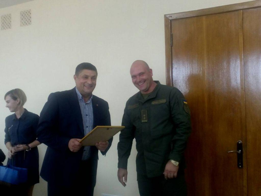 Городской голова Измаила отметил победителей конкурса на лучший рецепт бессарабской ухи