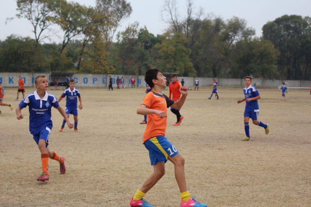 В Измаиле проходили матчи чемпионата Одесской области среди детей (ФОТО)