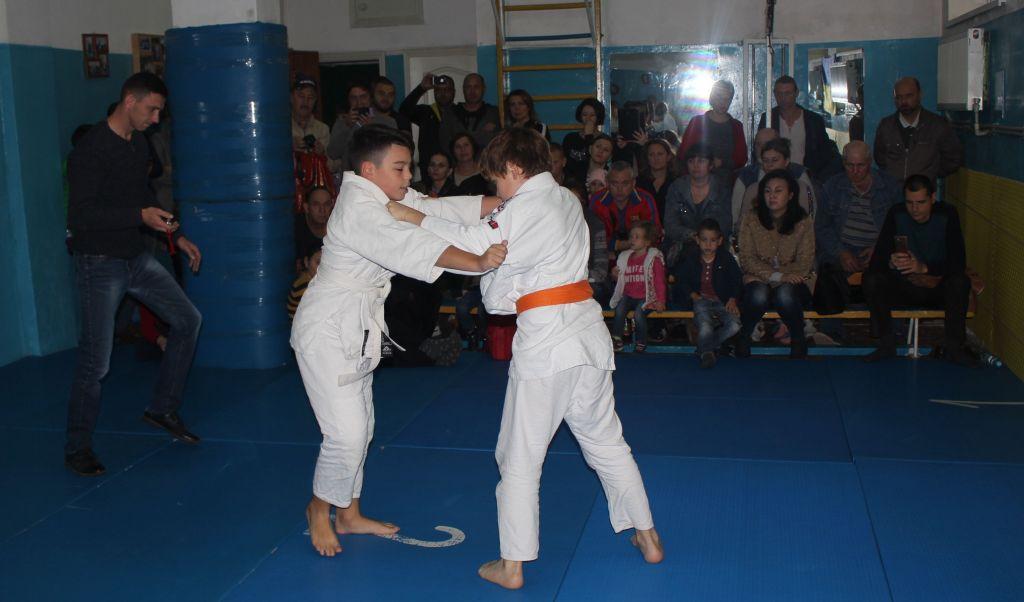 В Измаиле прошёл чемпионат по дзюдо (ФОТО)