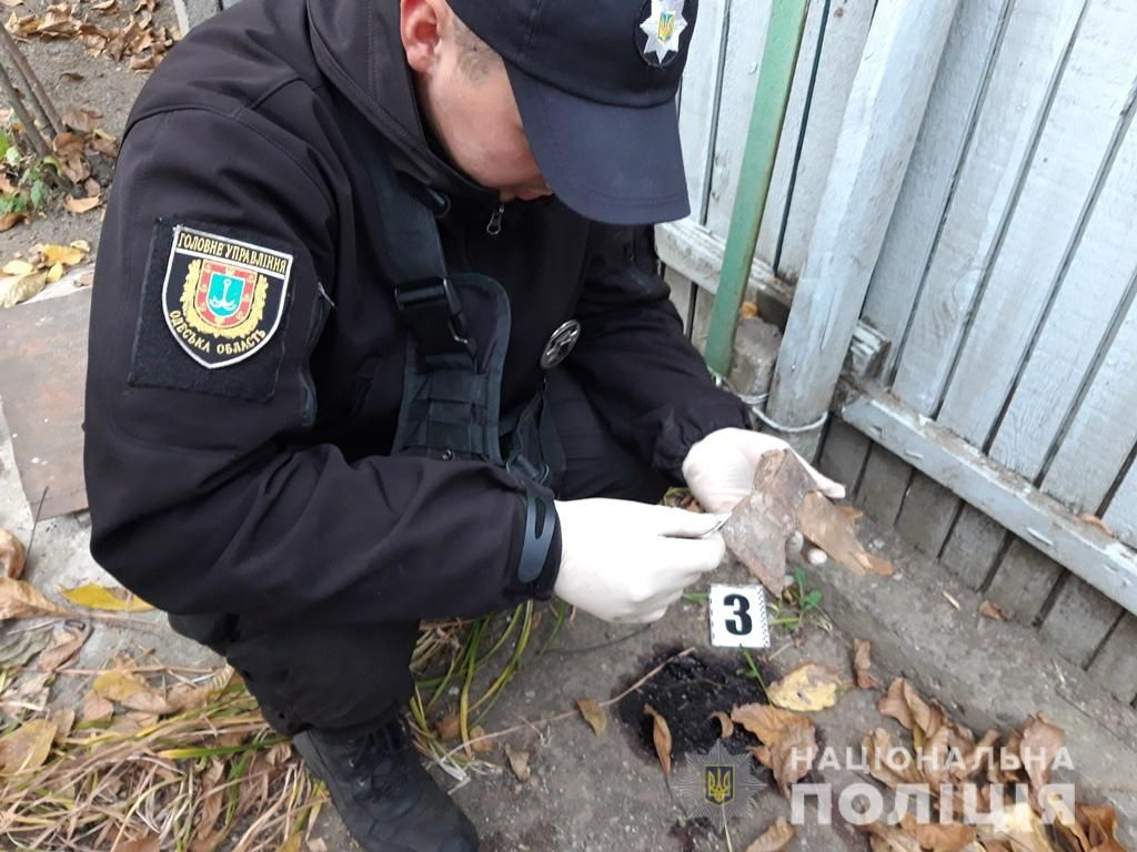 В Измаиле задержан убийца 81-летней женщины, убитой топором (ВИДЕО)