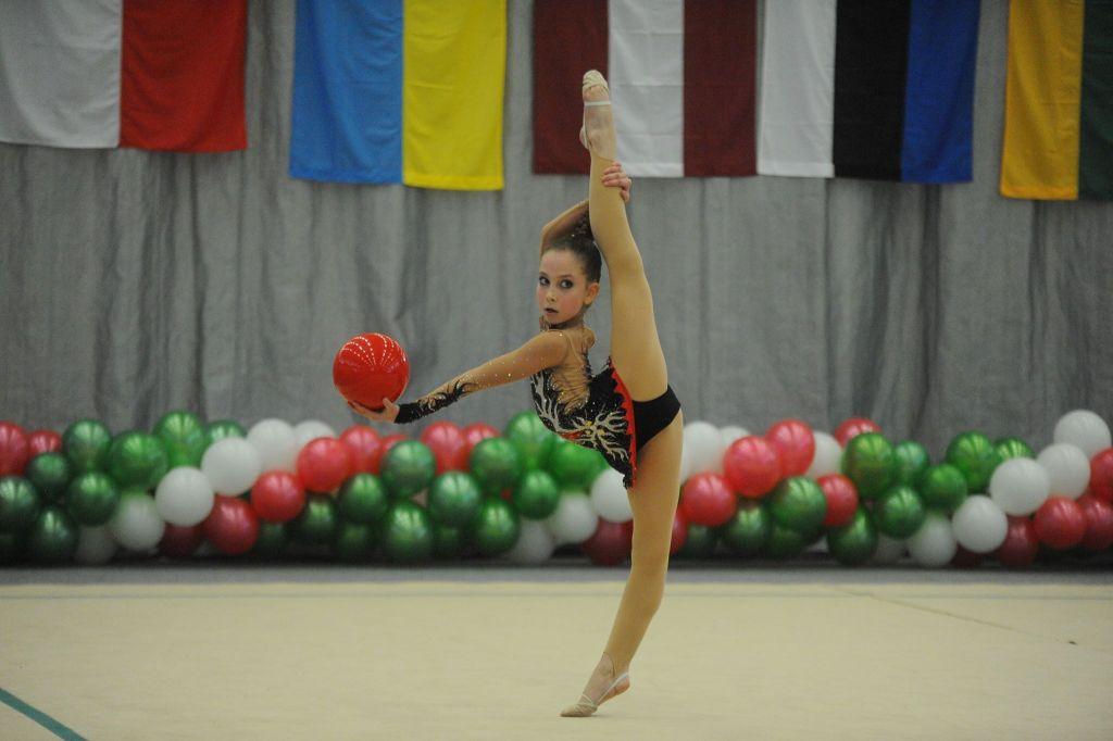 Измаильские гимнастки заявили о себе на международном уровне