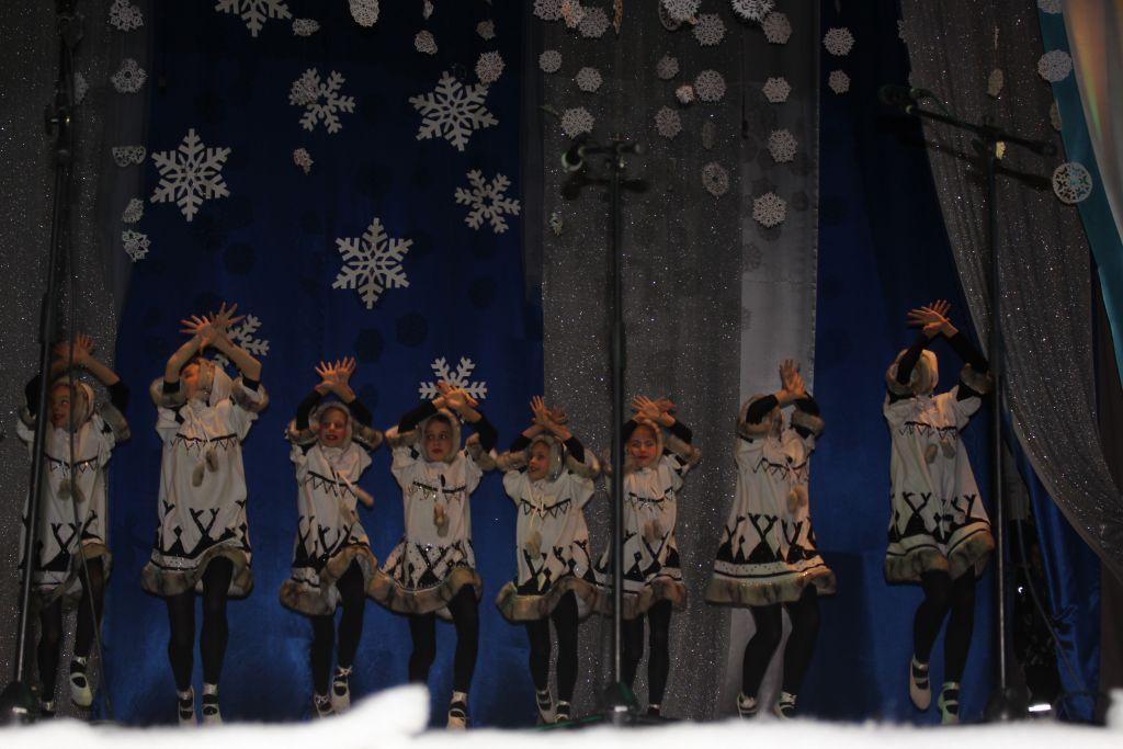 """На главной сцене Измаила прошёл грандиозный концерт """"Торжество Рождества"""" (ФОТО)"""