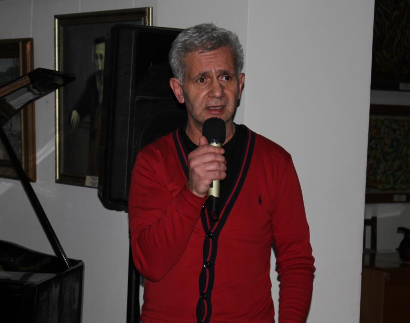 Литературно-музыкальный импровиз к Татьяниному дню провели в Измаильской картинной галерее