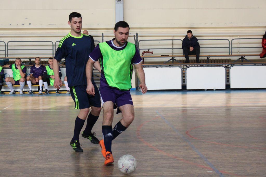 В Измаиле стартовал Кубок города по футзалу